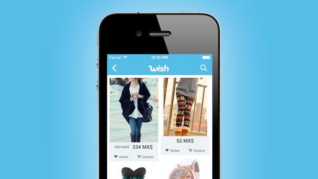 app da wish é confiavel