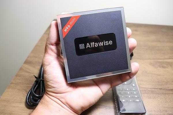 h96 mini tv box da china